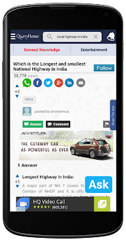 Question Answer App, QueryHome - by QueryHome Media Solutions