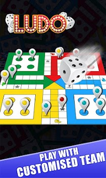 Ludo game - Classic Dice Game