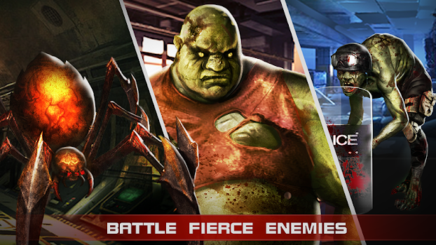 Zombie Shooter:  Pandemic Unkilled