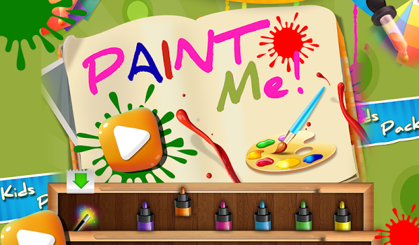 Paint Me - Kids Painting Game - by GameiMax - Casual Games Category ...