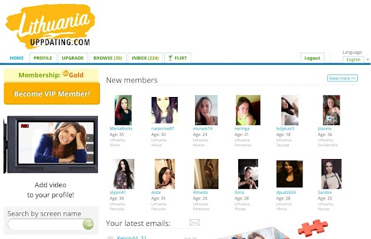Free to join to find a woman and meet a woman online who is single and looking for you.