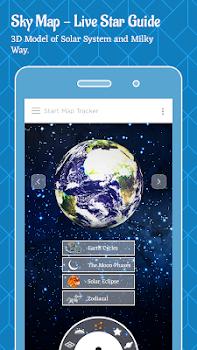 Star Map Constellations Finder Sky Map 3d By Micro Media App