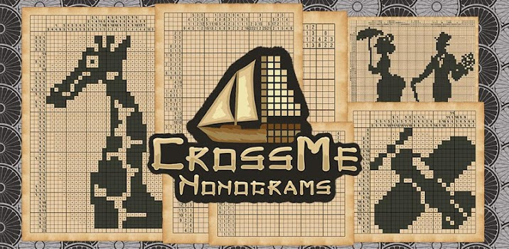 CrossMe Nonograms