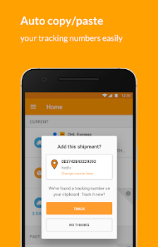 AfterShip Package Tracker