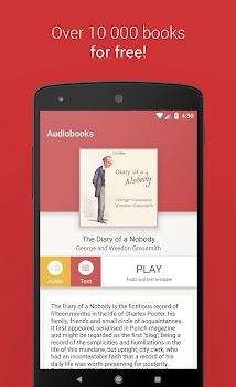 Free Books and Audiobooks