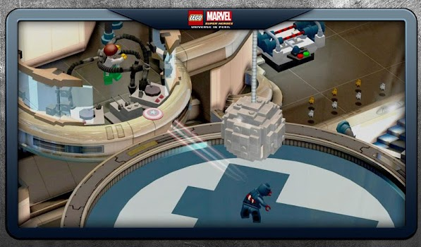 LEGO ® Marvel Super Heroes