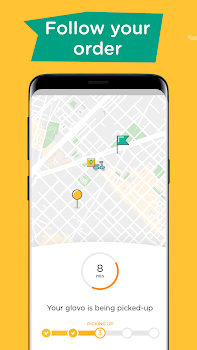 Glovo-Order Anything. Food Delivery and Much More