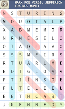 Word Search Puzzle