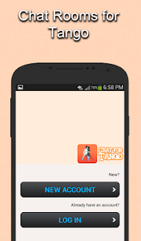 Chat Rooms for Tango