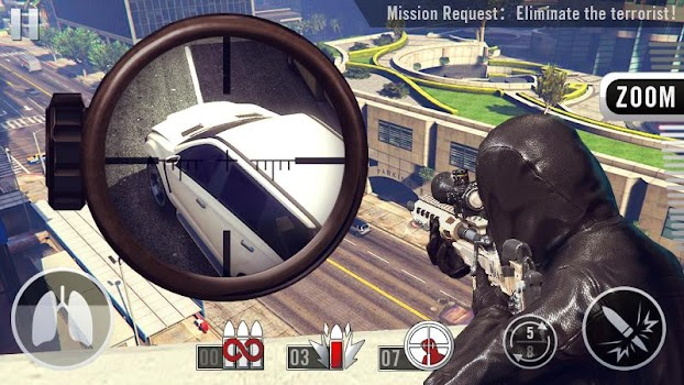 Sniper Shot 3D: Call of Snipers