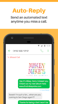 Sideline - Second Phone Number - Work or Personal
