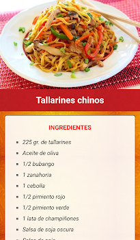 Chinese food recipes by radios gif peinados frases y ms apps chinese food recipes forumfinder Gallery