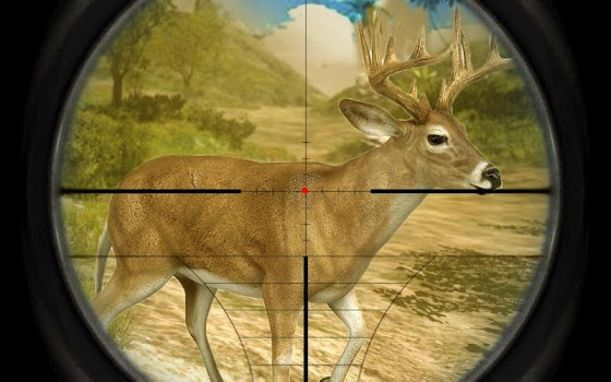 Sniper Deer Hunting Game 3D : Shooting Wild Animal