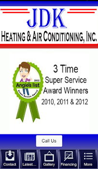 JDK Heating & Air Conditioning