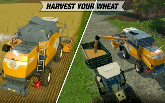 Tractor Cargo Transport: Farming Simulator