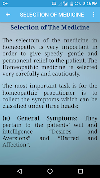 Select Remedy - Best Homoeopathy App