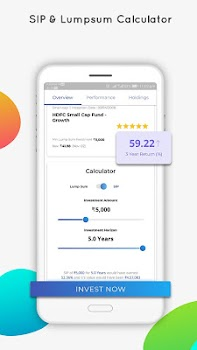 Investica - Best Mutual Fund App in India