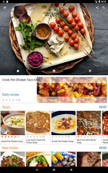 CrockPot and Oven Recipes
