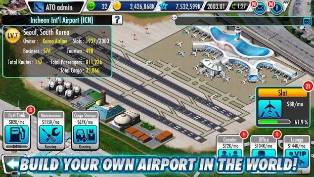 ... AirTycoon Online ...