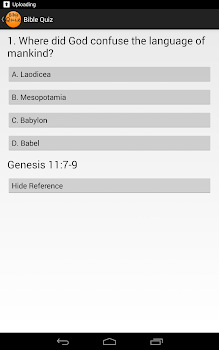 Bible quiz by maple grove computing trivia games category 16 bible quiz solutioingenieria Image collections