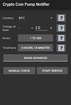 Crypto coin pump notifier by trueminhimalist finance category crypto coin pump notifier fandeluxe Image collections