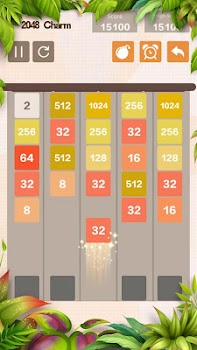 2048 Charm: Classic & New 2048, Number Puzzle Game