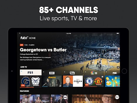 fuboTV: Watch Live Sports, TV & News