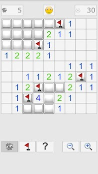 Minesweeper HD - by Classic Games - #12 App in Minesweeper