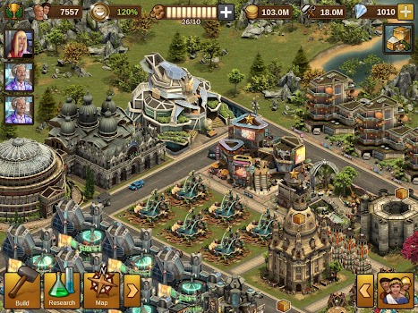 forge of empires genghis khan