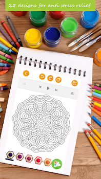 Zen Anti Stress Coloring Pages By Free Photo Montage Apps