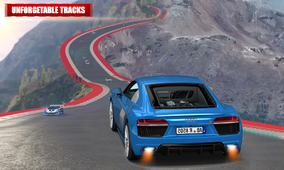 Impossible Car Stunt Racing D Game By PlanetApps Simulation - Audi car 3d games