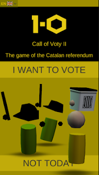 1-O Call of Voty II: The catalan referendum game