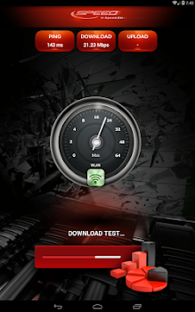 V-SPEED Speed Test