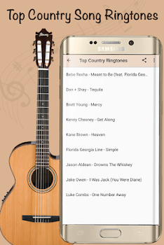 Best Country Ringtones - Top Country Songs