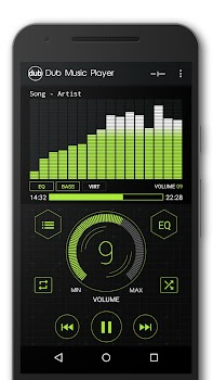 Dub Music Player - Audio Player & Music Equalizer