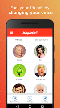 MagicCall – Prank Call &Voice Changer Free Call