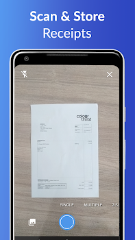 1tap tax: Automatic Receipt & Invoice Scanner