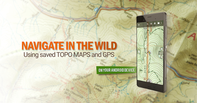BackCountry Nav Topo Maps GPS - DEMO