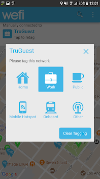 WeFi - Free Fast WiFi Connect & Find Wi-Fi Map