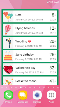 Countdown Days - App & Widget