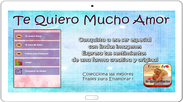 Te Quiero Mucho Amor By Nice Apps Entertainment Category 128