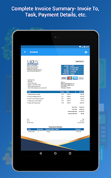 Moon Invoice - Easy Invoicing & Accounting App