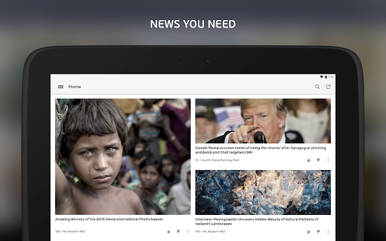 News360: Personalized News