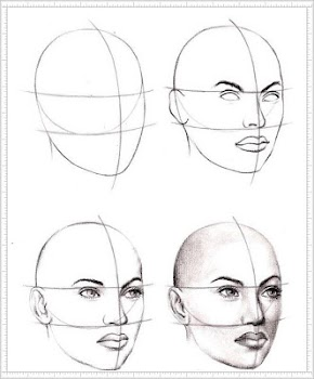 how to draw realistic portrait tutorial by elgendroid lifestyle