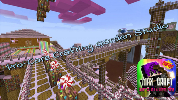 MaxCraft Crafting and Survival Prime