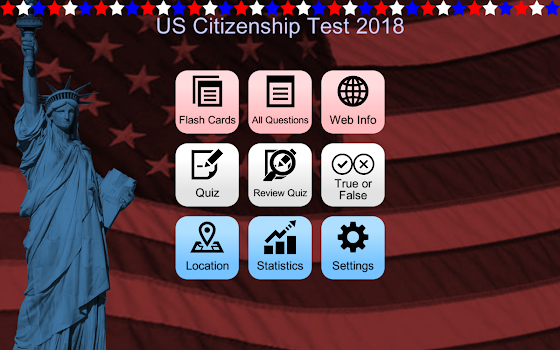 Free US Citizenship Test 2019