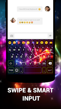Keyboard - Emoji, Emoticons