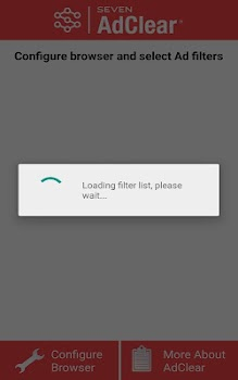 AdClear Ad blocker for Samsung
