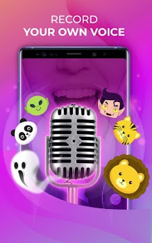 Voice Changer – Amazing Voice with Audio Effects