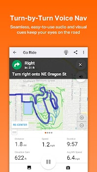 Ride with GPS - Bike Computer